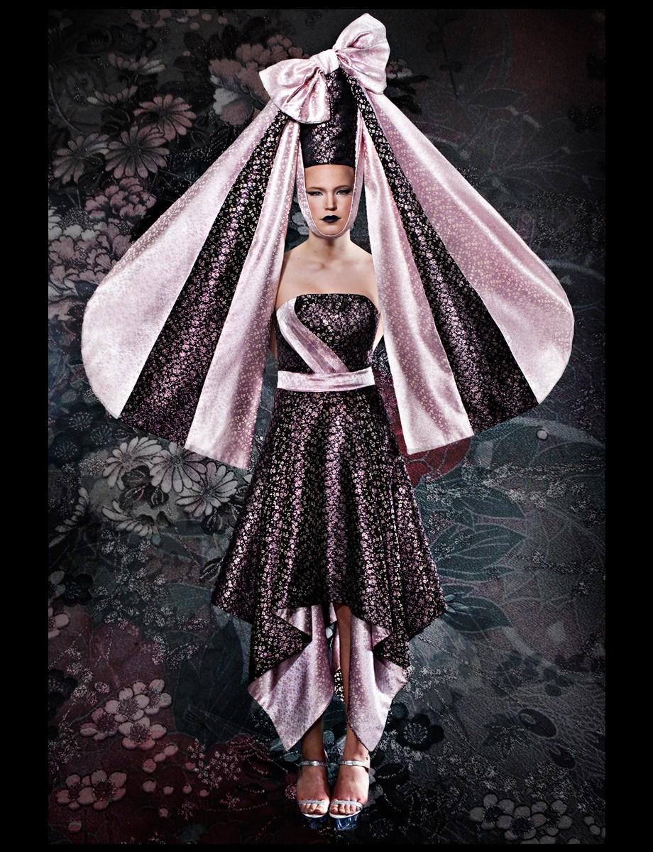 Costume designer Anne-Mari Pahkala