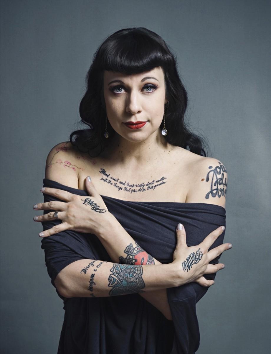 Tatuoinnit/ ANNA